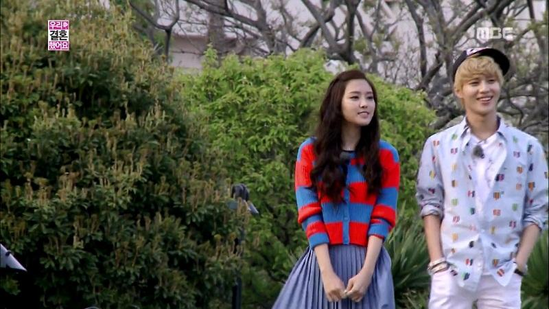 We Got Married | Episode 1 | Eng Sub | Taemin & Naeun