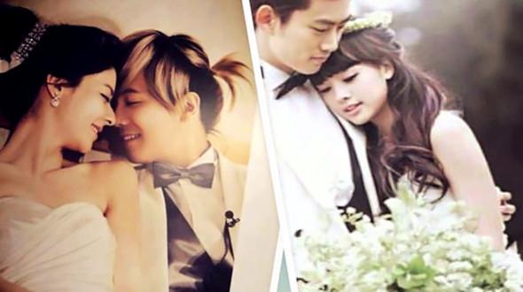 We got married taecyeon